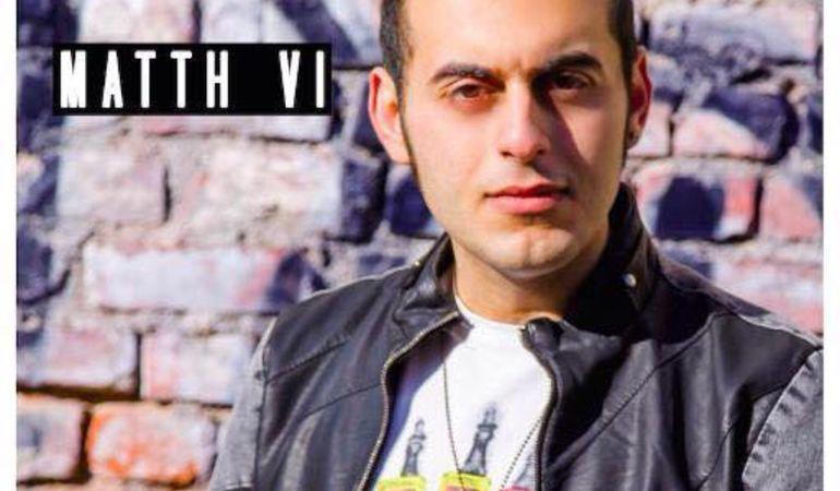 """Matth Vi, ecco l'album """"Il Senso Delle Cose""""."""