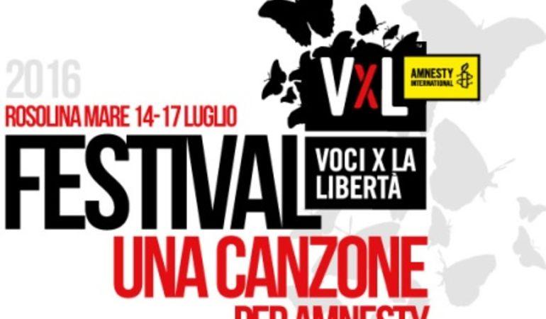 Entra nel vivo la 19° edizione di Voci per la Libertà - Una Canzone per Amnesty