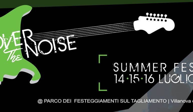 ANEWRAGE, BE THE WOLF, WHAT A FUNK all'Over The Noise Festival a Udine questo weekend