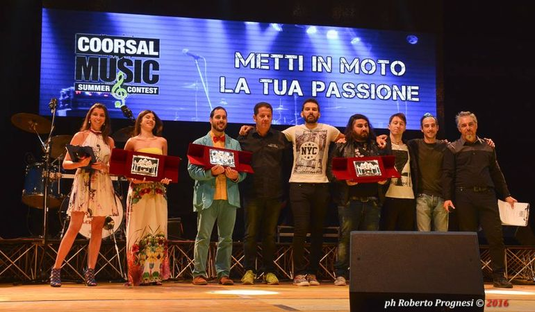 Saffir Garland, i Morgana e Chiara Granetto vincono il Coorsal Music Summer Contest 2016
