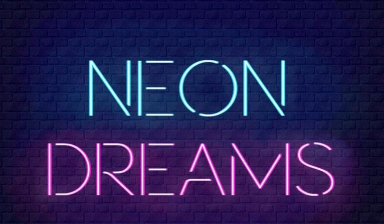 E' uscito NEON DREAMS il primo album di LORENZO TRANQUILLI