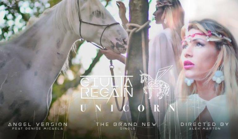 Unicorn: il nuovo videoclip di Giulia Regain