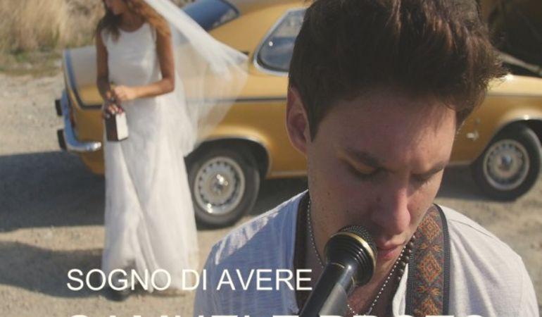 Samuele Proto in radio con il nuovo singolo Sogno Di Avere