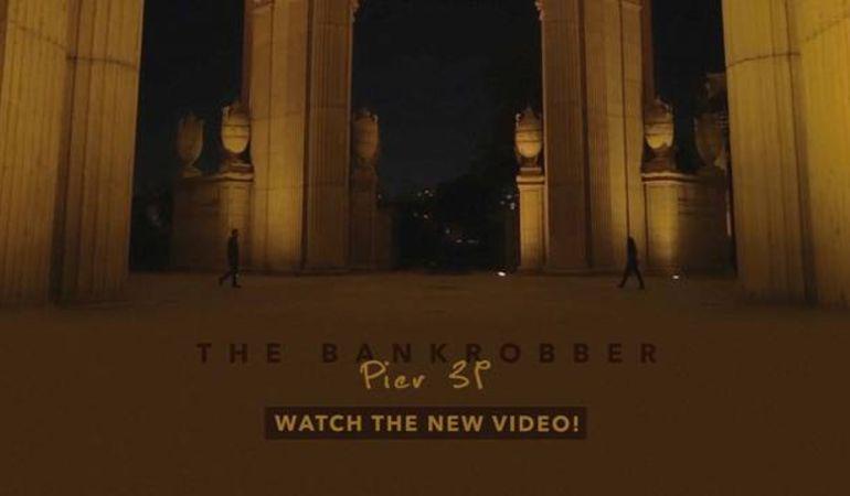 The Bankrobber: Pier39 è il secondo singolo e video estratto dal nuovo ep The Land of Tales
