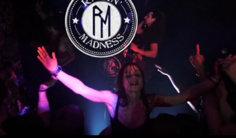 """Ragin' Madness, esce il videoclip di """"The Guys are in Da Club"""""""