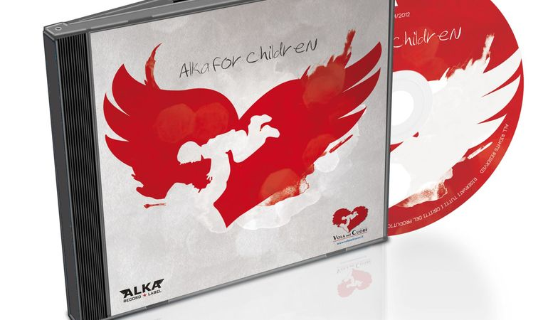 Il 12 dicembre esce ALKA FOR CHILDREN