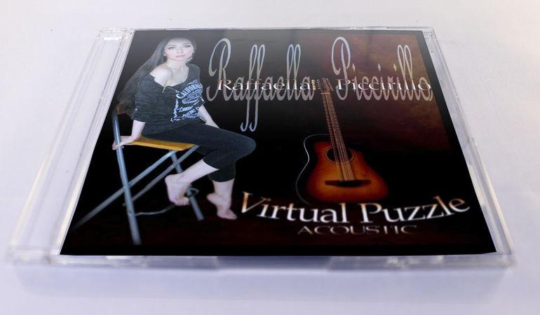 """""""Virtual Puzzle"""", nuovo album acustico per Raffaella Piccirillo"""
