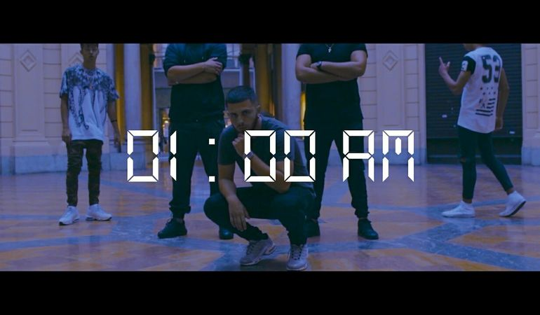 E' uscito il nuovo video di Recma: 1:00AM!