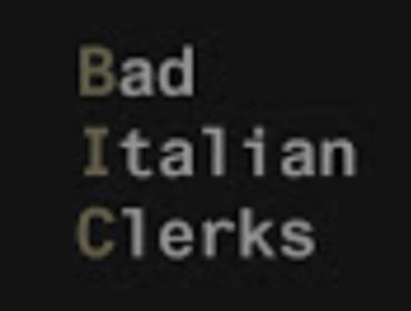 Bad Italian Clerks