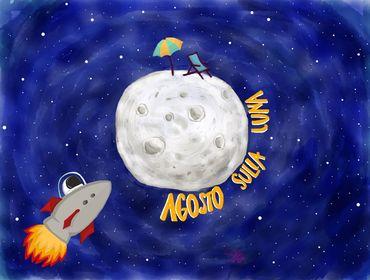 Agosto Sulla Luna