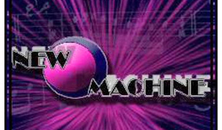 New Machine art band