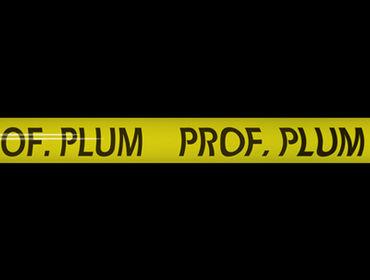 Prof. Plum