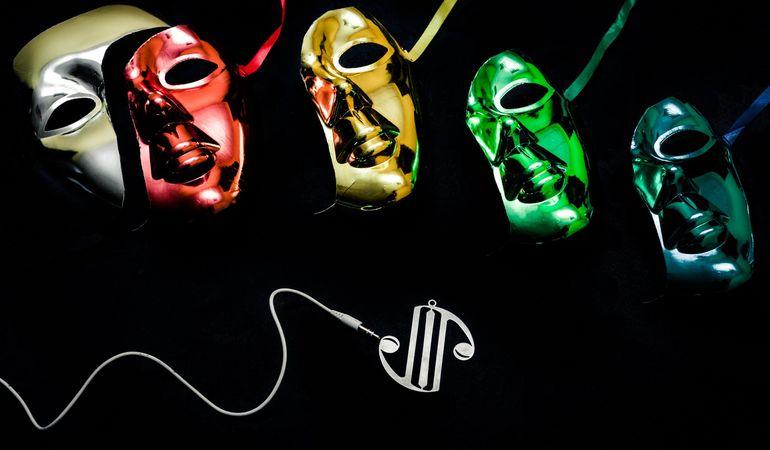 Jokers In Tie
