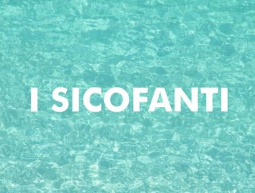 I Sicofanti