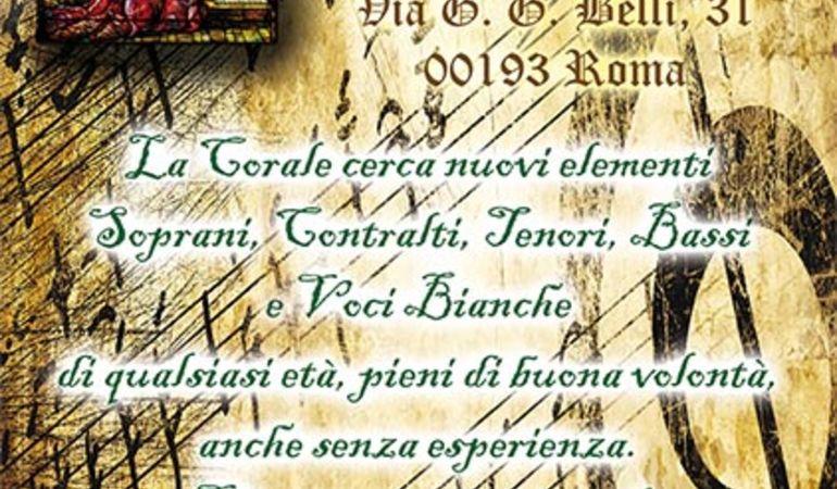 Coro Accademia Prati