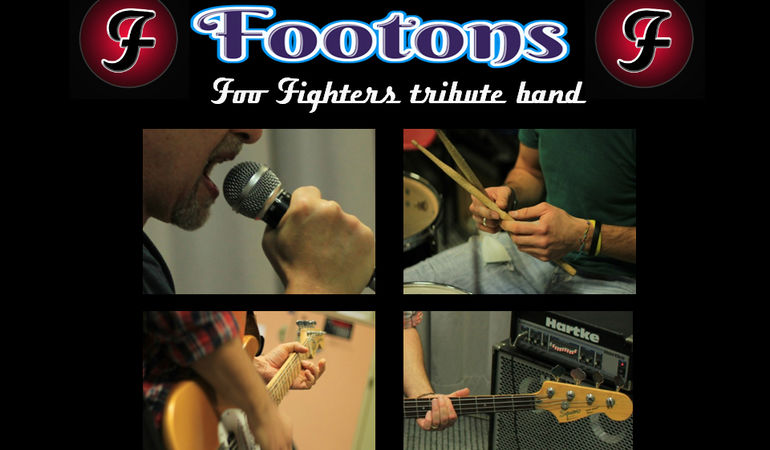 Footons ÷ Foo Fighters tribute