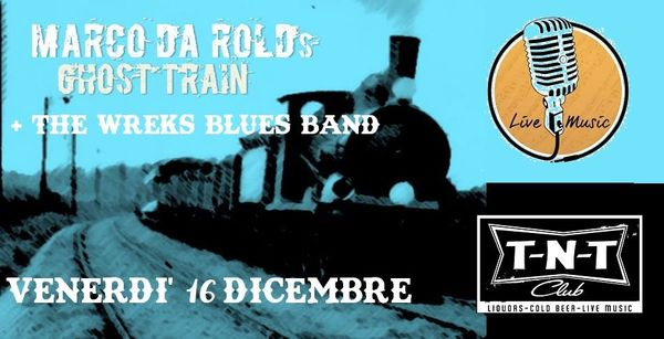 Marco Da Rold's Ghost Train live