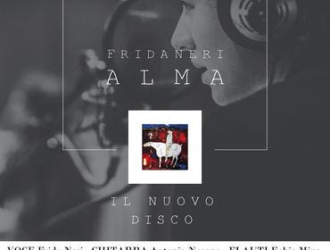 """Frida Neri presenta """"Alma"""" nelle Marche"""