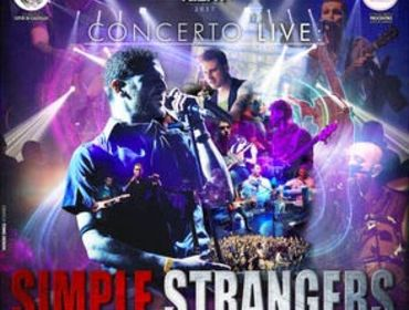 "SIMPLE STRANGERS - ""Rock Night Piazza Matteotti 2017"""