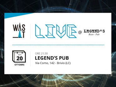 Live at Legend's Pub