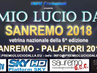 PREMIO LUCIO DALLA - VETRINA DI SANREMO 2018