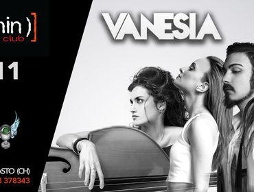 VANESIA live @Jammin' Club | Open ⇝ Ruvido Assenzio