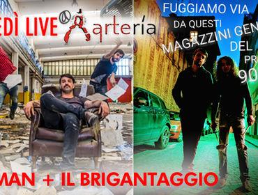 09 NOVEMBRE: I RASMAN E IL BRIGANTAGGIO ALL'ARTERĺA DI BOLOGNA!