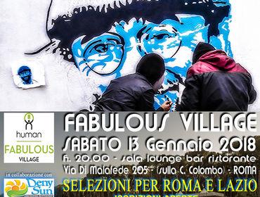 PREMIO LUCIO DALLA - selezioni per Roma e Lazio