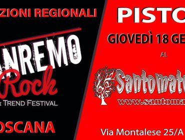 LIVE TOUR 31^ Selezioni Sanremo Rock RegioneToscana