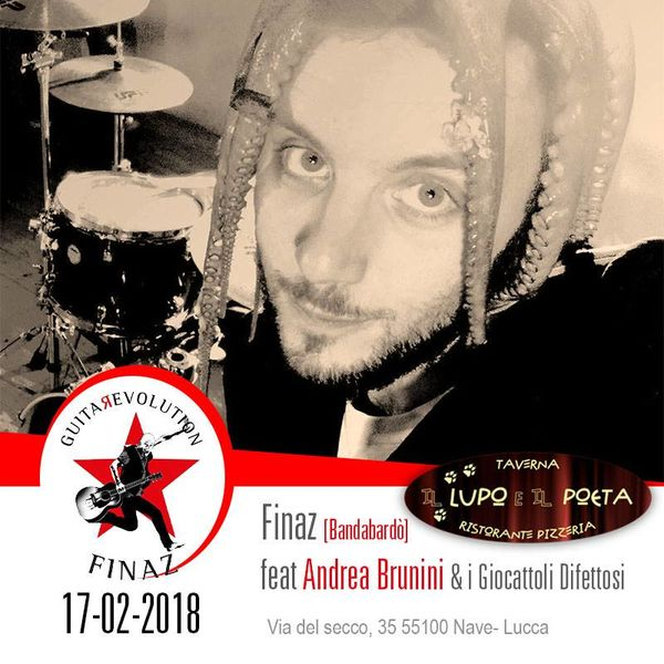 Finaz [Bardabardo] Feat Andrea Brunini & I Giocattoli Difettosi