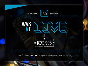 Live @ KM 298