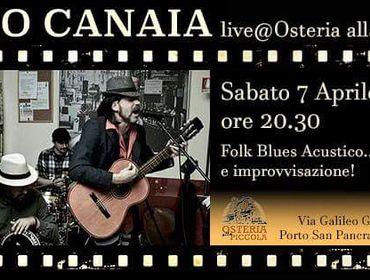 Trio Canaia @ Osteria Alla Piccola