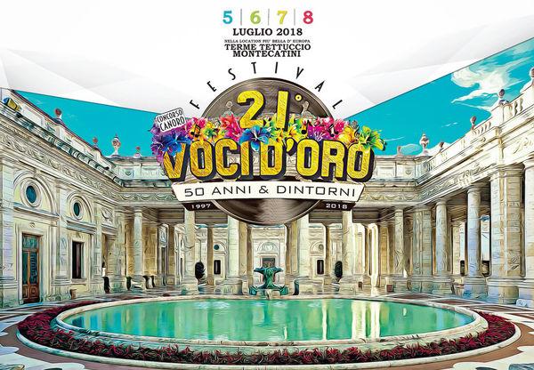 21° Concorso Canoro Festival Voci d'Oro 2018