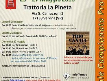 Trio Canaia @ Dopolavoro Ferroviario