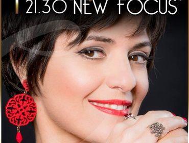 Il jazz mediterraneo di Stefania Patanè dal vivo all'Elegance Cafè Jazz Club