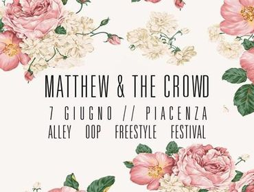Matthew & the Crowd - Alley Oop Freestyle Festival