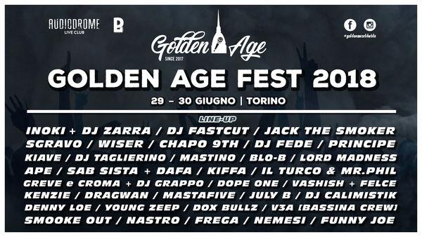 Golden Age Fest 2018