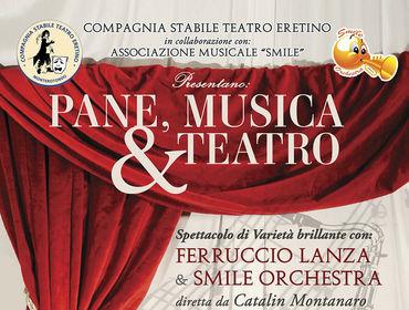 """""""PANE, MUSICA & TEATRO"""" il BIS"""