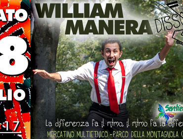 William Manera LIVE a Dissonanze