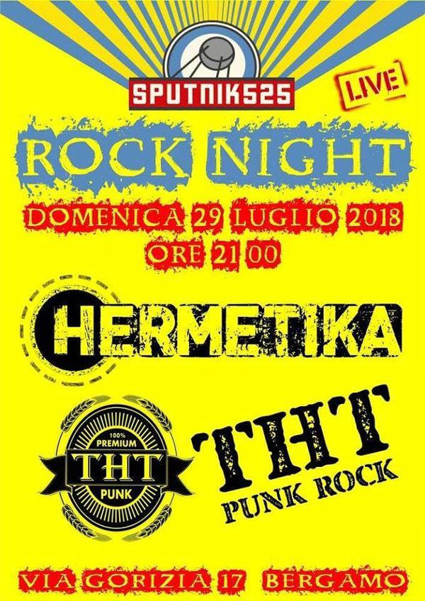 HERMETIKA live @ Sputnik 525 Bergamo