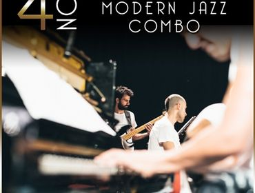 IMusic School Modern Jazz Combo dal vivo all'Elegance