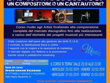 Sei un Musicista? un Compositore o un Cantautore?