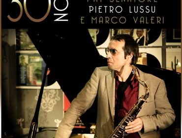 Carlo Atti & Pat Senatore Quartet dal vivo all'Elegance Cafè