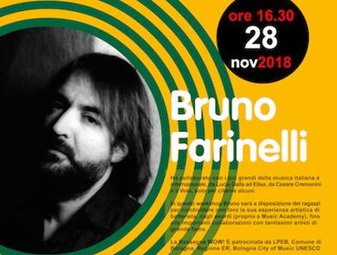 WOW! - WORKSHOP CON IL BATTERISTA BRUNO FARINELLI