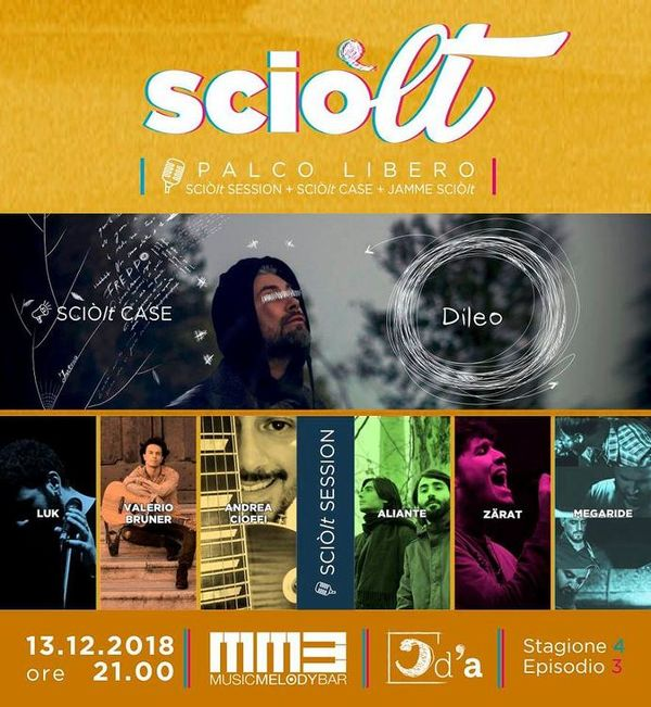 SCIÒlt | Camera d'autore #4.3