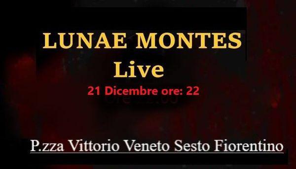 Lunae Montes Live al Sesto Sound Xmas edition