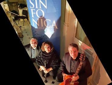 Festival di Sanremo Casinò Balconate Trio Sinfonica
