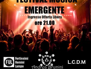 Festival Musica Emergente - Teatro Colombo