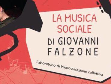 La musica sociale di Giovanni Falzone