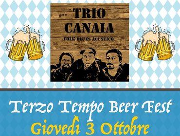 Trio Canaia @ Terzo Tempo Drink & Food